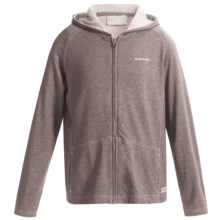 Craghoppers NosLife Avila Jacket - UPF 40+ (For Little and Big Kids) in Quarry Grey Marl - Closeouts
