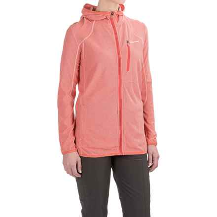 Craghoppers Pro Lite Fleece Jacket (For Women) in Candy Red - Closeouts