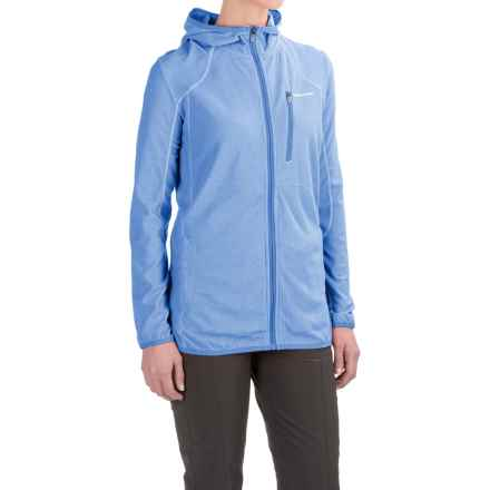 Craghoppers Pro Lite Fleece Jacket (For Women) in True Blue - Closeouts