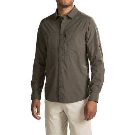 Craghoppers Pro Lite Shirt - UPF 40+, Long Sleeve (For Men) in Olive Drab - Closeouts