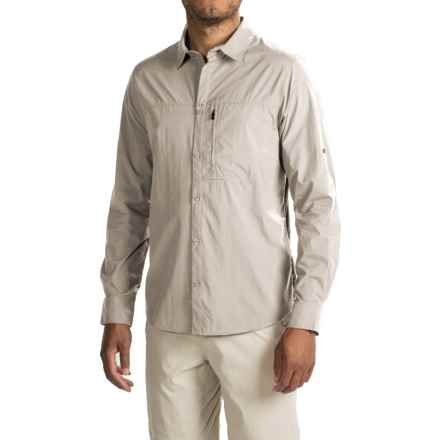 Craghoppers Pro Lite Shirt - UPF 40+, Long Sleeve (For Men) in Parchment - Closeouts