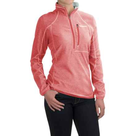 Craghoppers ProLite Lagoon Jacket - Zip Neck (For Women) in Candy Red - Closeouts
