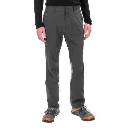 Craghoppers Prolite Trousers - UPF 50+, Stretch Nylon (For Men) in Black Pepper - Closeouts