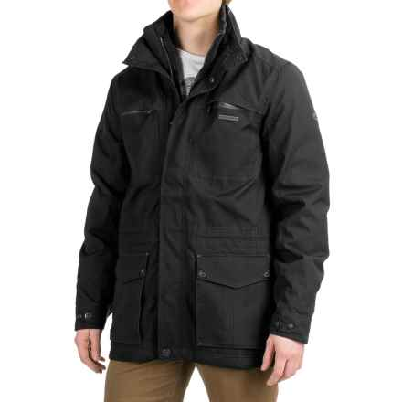 Craghoppers Raiden AquaDry® Jacket - Insulated (For Men) in Black - Closeouts