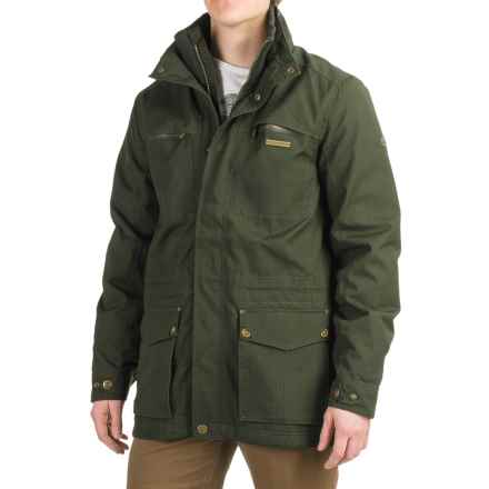 Craghoppers Raiden AquaDry® Jacket - Insulated (For Men) in Dark Cedar - Closeouts