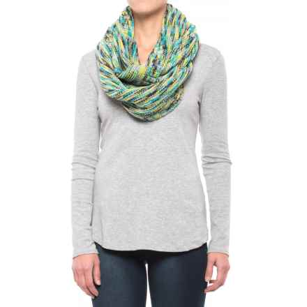 Craghoppers Wensleydale Snood Scarf (For Women) in Charcoal - Closeouts
