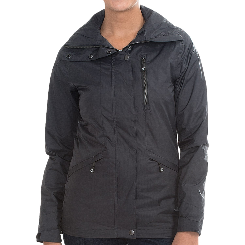 Crane & Lion Rain Jacket (For Women) - Save 45