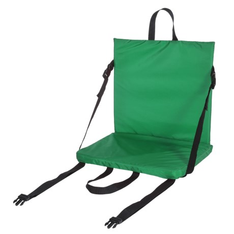 Crazy Creek Sports Chair in Green