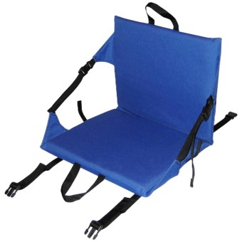 Crazy Creek Stadium Chair in Royal