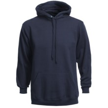 CRC Sport Fleece Hooded Sweatshirt (For Men) in Navy - Closeouts