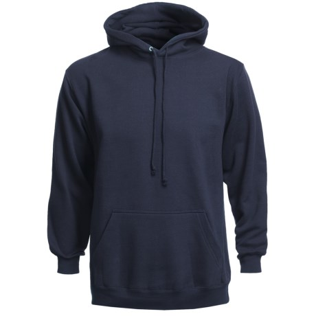 CRC Sport Fleece Hoodie (For Men) in Black