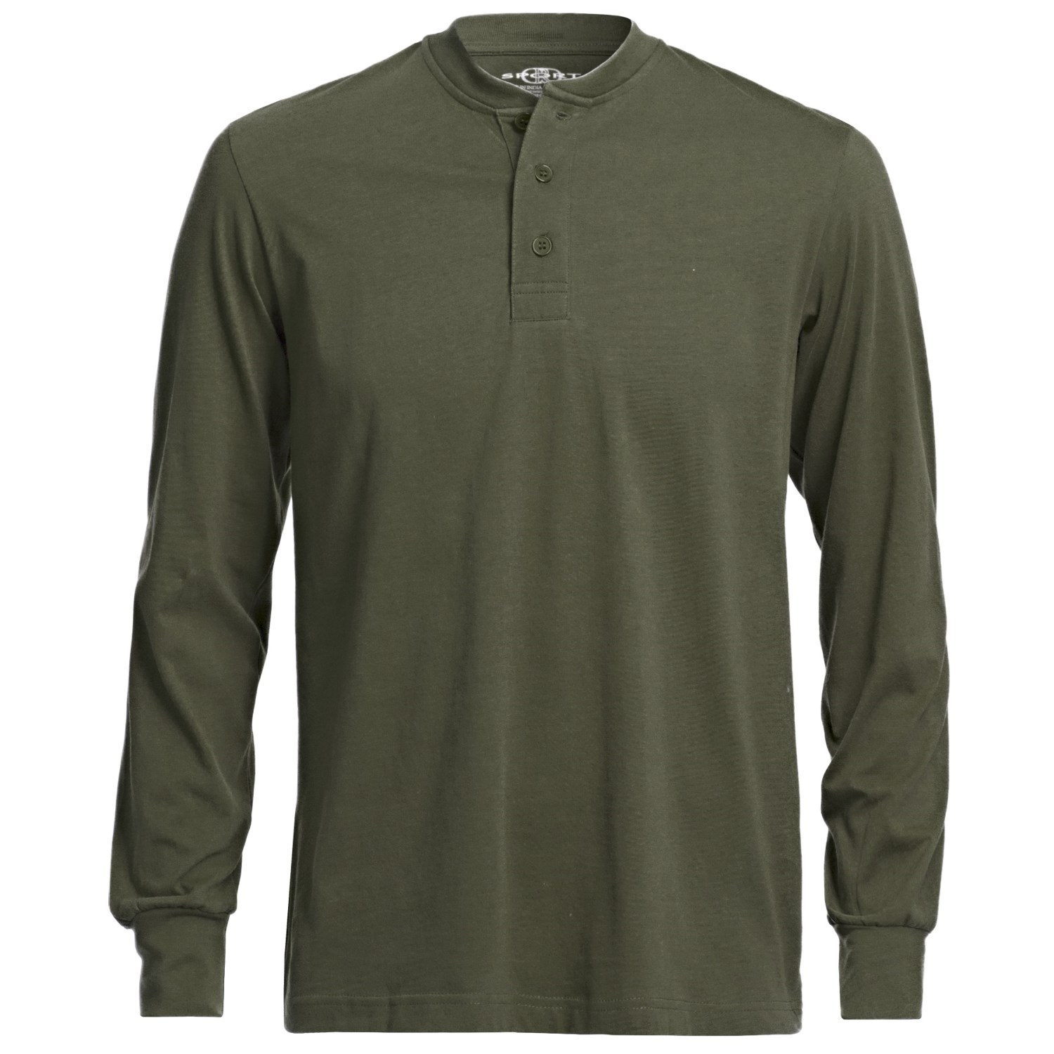 Crc Sport Henley Shirt Long Sleeve For Men Save 57