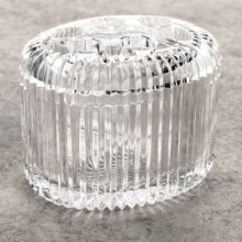Creative Bath Clear Acrylic Toothbrush Holder in Reflections - Closeouts