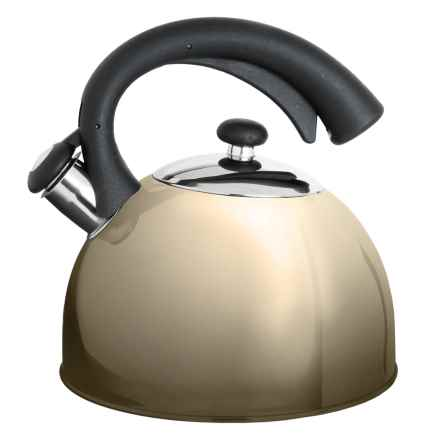 Creative Home Aero Tea Kettle - 2.5 qt. in Smoke - Closeouts