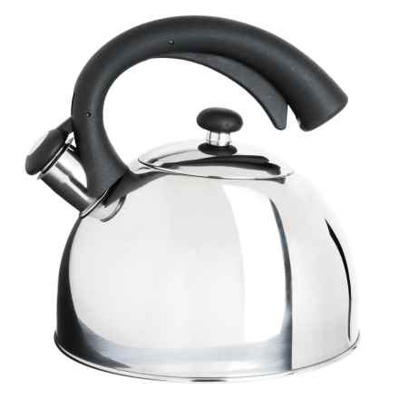 Creative Home Aero Tea Kettle - 2.5 qt. in Stainless Steel - Closeouts