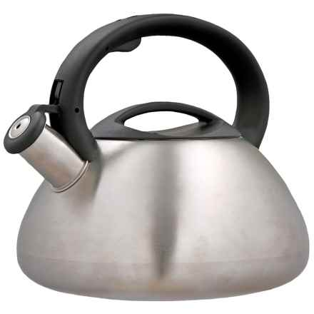 Creative Home Sphere Tea Kettle - 3 qt., Stainless Steel in Stainless Steel - Closeouts