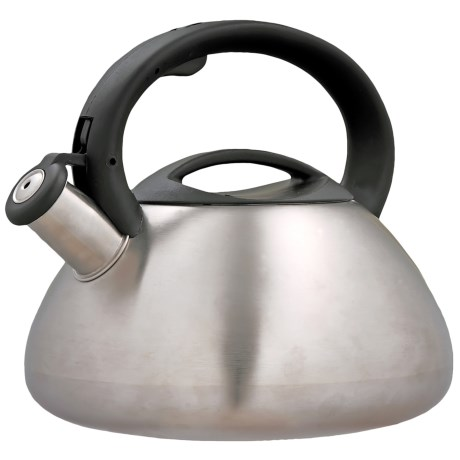 Creative Home Sphere Tea Kettle - 3 qt, Stainless Steel