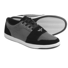 Creative Recreation Cesario Lo Skate Shoes (For Men) in Black/White - Closeouts