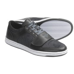 Creative Recreation Cesario Lo Skate Shoes (For Men) in Black/White