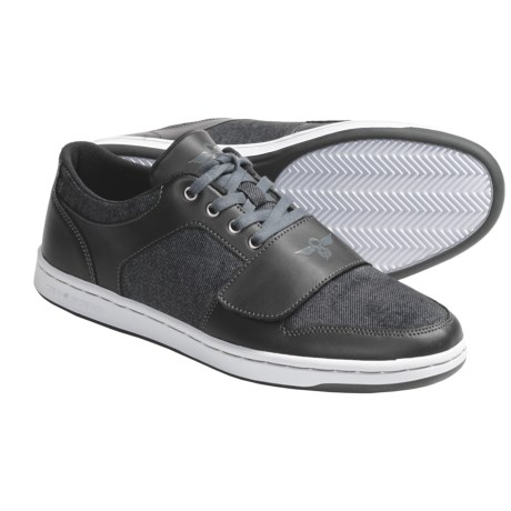 Creative Recreation Cesario Lo Skate Shoes (For Men) in Black Kush
