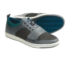Creative Recreation Cesario Lo Skate Shoes (For Men) in Smoke/Coral - Closeouts