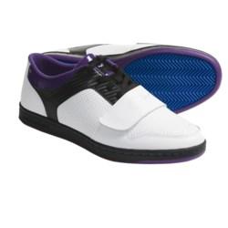 Creative Recreation Cesario Lo Skate Shoes (For Men) in White/Black/Purple