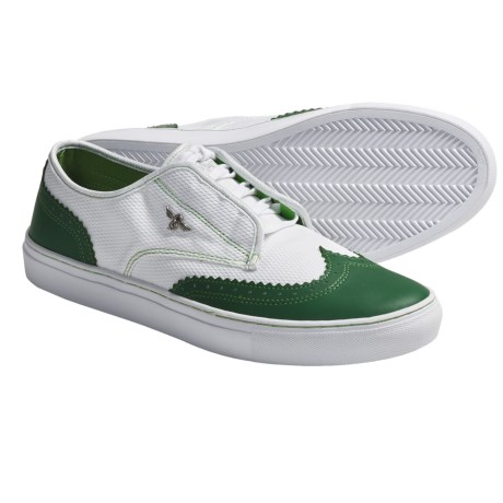 Creative Recreation Defeo Shoes (For Men) in White/Emerald