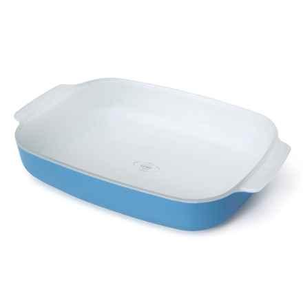 Creo SmartGlass Large Baking Dish - 3.7 qt. in Blue - Closeouts