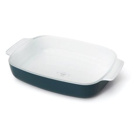 Creo SmartGlass Small Baking Dish - 2.6 qt. in Blue