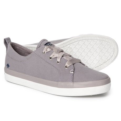 Image of Crest Vibe Canvas Sneakers (For Little and Big Girls)