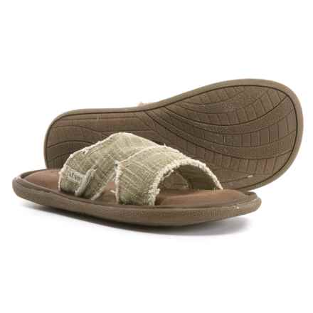 880244c5b9a Crevo Baja II Slide Sandals (For Men) in Beige - Closeouts