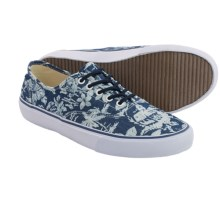 Crevo Captain Canvas Sneakers (For Men) in Hawaiian Floral - Closeouts