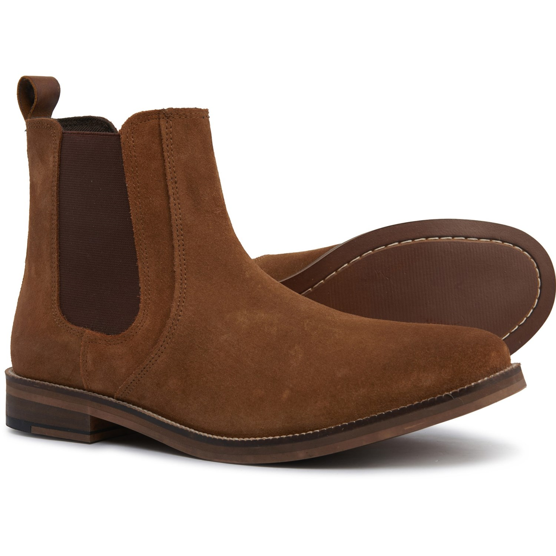 Crevo Denham Chelsea Boots (For Men