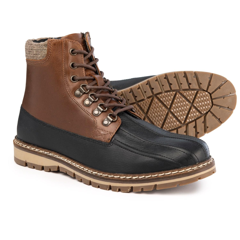 29341360171 Crevo Kannard Duck Boots - Leather (For Men)