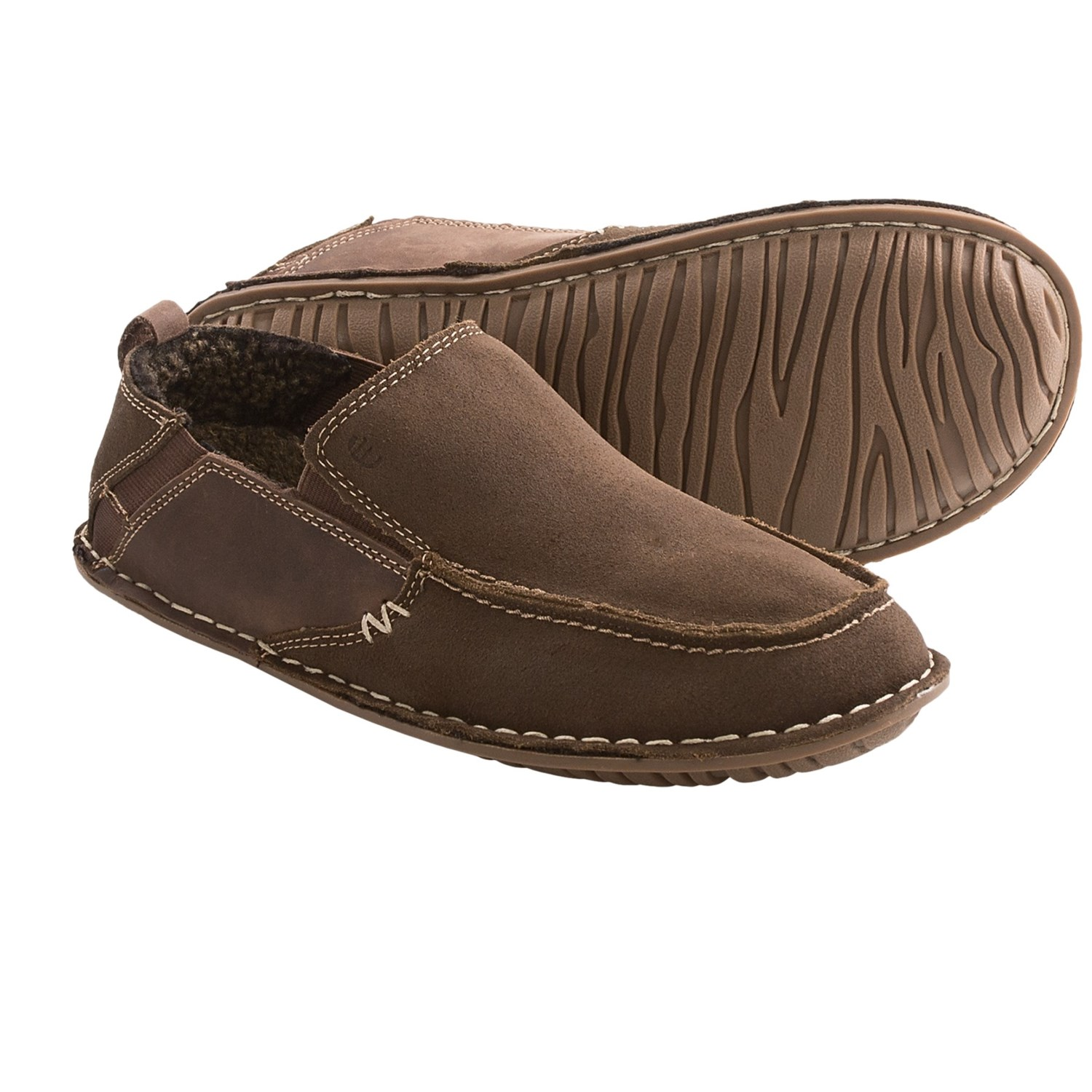 crevo marley slip on shoes fleece lined for save 50