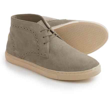 Crevo Marston Chukka Boots - Leather (For Men) in Tan - Closeouts