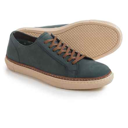 Crevo Palomino Sneakers - Leather (For Men) in Navy - Closeouts