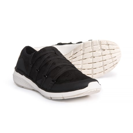 Image of Crisscross Lace-Up Sneakers (For Women)