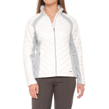 Image of Cristina Thermal Featherless Stretch Jacket - Insulated (For Women)