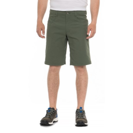 Image of Crocodile Verde Shorts - UPF 50 (For Men)