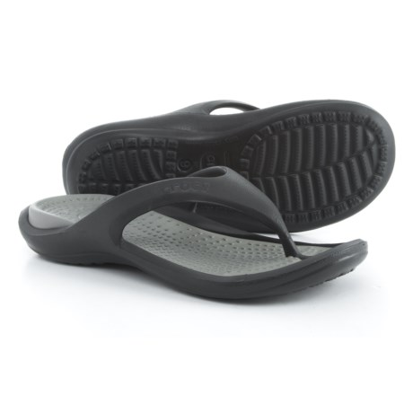 Crocs Athens Croslite® Flip-Flops (For Men)