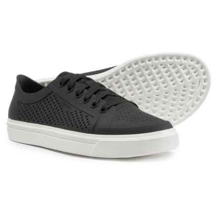 Crocs Citilane Roka Court Sneakers (For Women) in Black - Closeouts