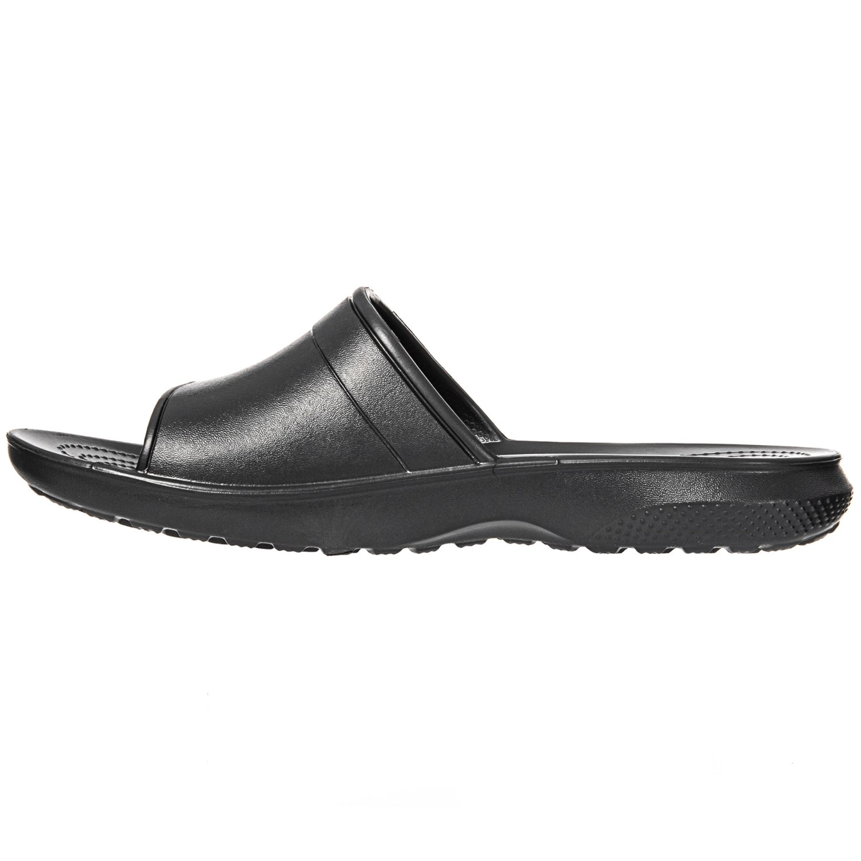 dccb0f37e Crocs Classic Slide Sandals (For Men) - Save 37%