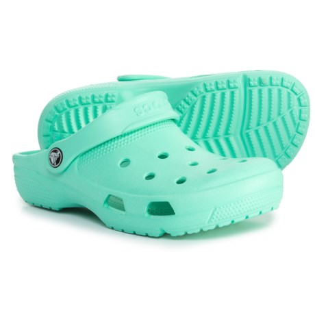 a31c6c20625a9f Crocs Coast Clogs (For Women) in New Mint