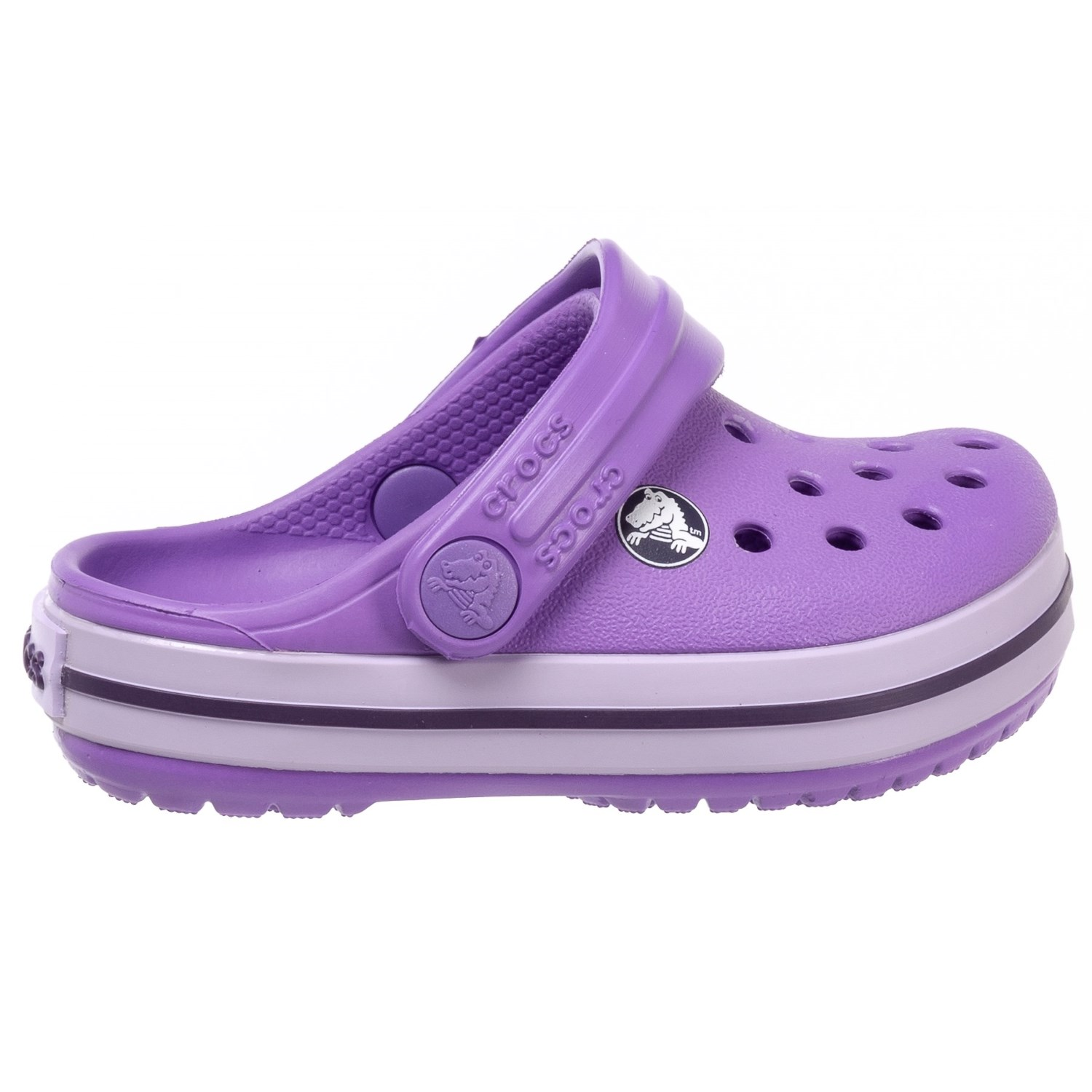 70f55d39f3cf69 Crocs Crocband Clog (For Girls) - Save 37%