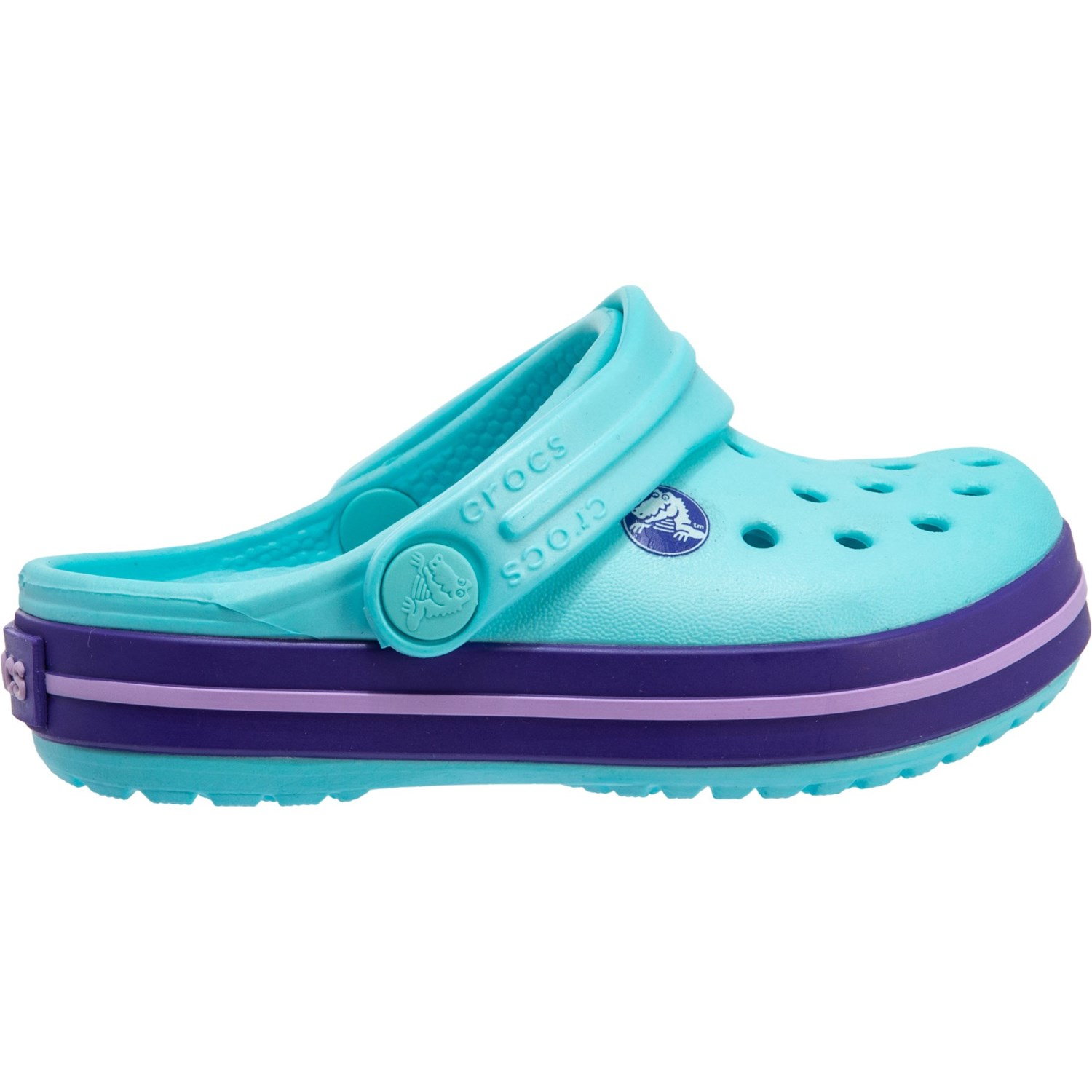 06701f334b Crocs Crocband Clogs (For Boys) - Save 40%