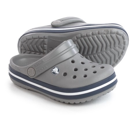 Crocs Crocband Clogs (For Infants and Toddlers)