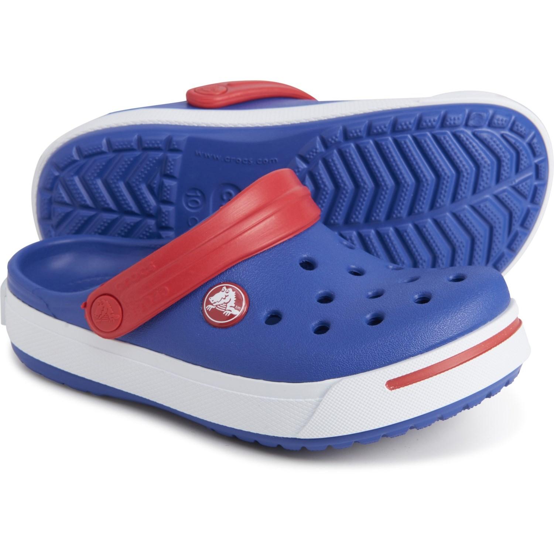 Crocs Crocband II Clogs (For Boys