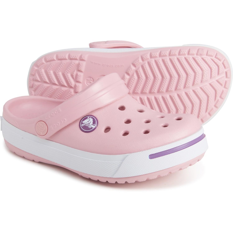 Crocs Crocband II Clogs (For Girls