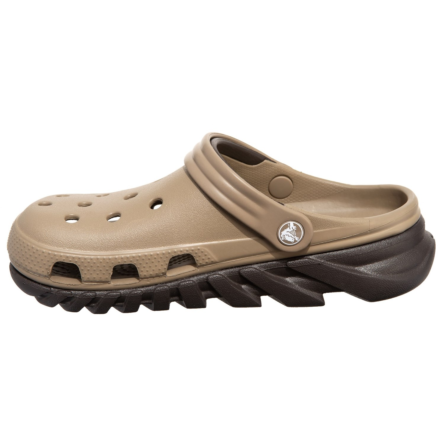 47ca4dccb8a2 Crocs Duet Max Clogs (For Men) - Save 57%